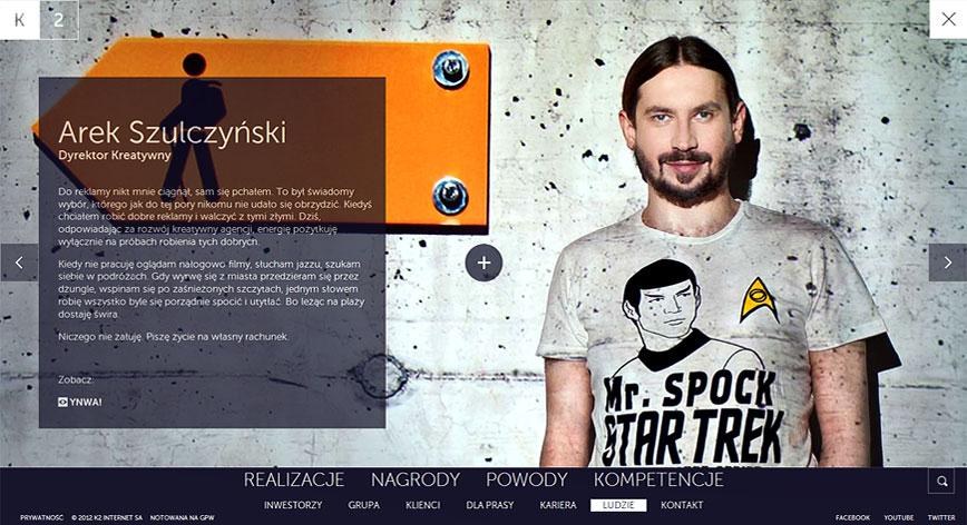 Fotografia korporacyjna - Zdjecia pracownikow - Portret Biznesowy - K2 Internet
